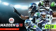 Madden 15 Start-up screen *** Legion of Boom *** I think that once people buy it the disc will be in their game, not in the cover. They will see the LOB every time they play it but doubt they look at the case until they put it away. Seahawks Fans, Seahawks Football, Best Football Team, Sport Football, Seattle Seahawks, Football Helmets, Madden Games, Madden Nfl, Seattle Mist