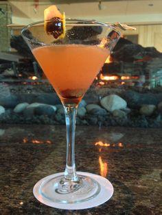 #Pumpkin Spiced Orchard #Martini