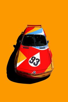 Classic Car News Pics And Videos From Around The World Car Paint Colors, Bmw Classic Cars, Car Illustration, Illustration Styles, Illustrations, Car Drawings, Automotive Art, Car Painting, Bmw Cars