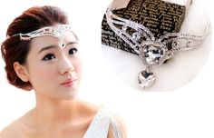 quinceanera jewelry | ... Tiara Crown for Bride Quinceanera Crowns Pageant Hair Jewelry WIGO0068