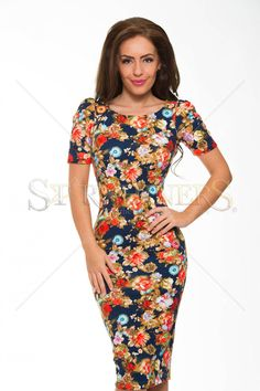 StarShinerS Beautiful DarkBlue Dress
