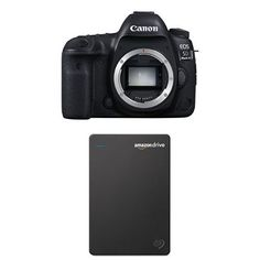 Introducing Canon EOS 5D Mark IV Full Frame Digital SLR Camera Body with Seagate 1TB Hard Drive and 1Year Amazon Drive. Great Product and follow us to get more updates!