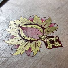 """Yeni desen-yeni hatayim #myflower #mywork #newwork #newflower #artwork #halkar…"