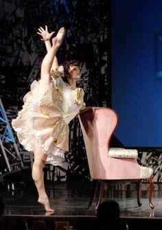 Melanie Moore. Such an amazing dancer