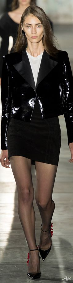 Spring 2017 Ready-to-Wear Saint Laurent