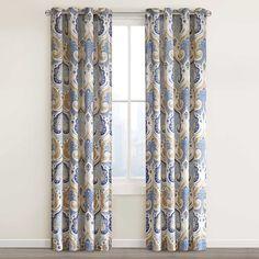 echo design Jaipur Window Single Curtain Panel & Reviews | Wayfair