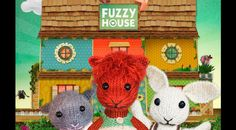 [Test] Fuzzy House, une application d'exploration tout en tissu *** 3,5/5 *** *** Dès 3 ans *** http://app-enfant.fr/application/fuzzy-house-une-application-deveil-tout-en-tissus/