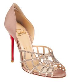 I could never wear these, let alone afford them, but I LOVE this shoe!