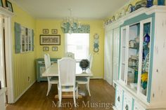 DIY Blogger Home Tour from Marty's Musings