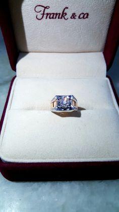 New Diamond ring