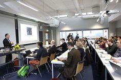 TTY:n big data -tutkimus tuli tutuksi yrityksille osana TTY-viikon ohjelmaa.