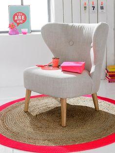 Butacas de moda para el salón Jazz, Happy Room, Trends, Retro Home, Nordic Style, Tub Chair, Apartment Living, Decoration, Retro Vintage