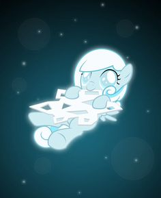 For those of you who do not know who snowdrop is She is a fan made pony, she is…