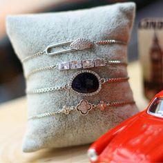 Dainty Bracelets, Stackable Bracelets, Cuff Bracelets, Custom Jewelry Design, Adjustable Bracelet, Bracelet Set, Bronze, Jewels, Chain