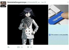 ndrv3 Ouma Kokichi / Is it obvious who my favourite is yet?