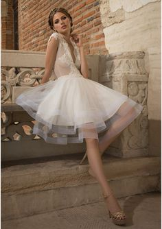 Addicted to Love - 2016 Bridal Collection by Bien Savvy - fa