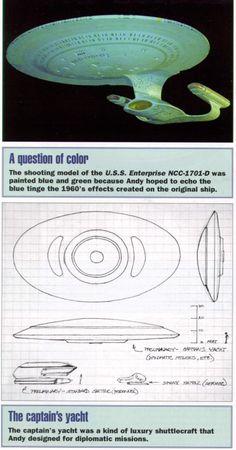 Concept Art NCC-1701 D