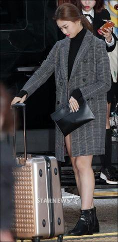 [★포토]김도연, '홍콩으로 떠나볼까'