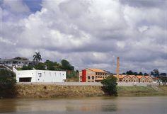 BrasilArquitetura-01.jpg Conjunto kkkk e Parque Beira Rio. Registro, SP, Brasil. Projeto: Escritório 'Brasil Arquitetura'.