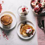 Sunday Brunch: Greek Yogurt Pancakes · i am a food blog i am a food blog