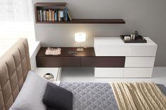 Living Room Partition Design, Room Partition Designs, Bedroom False Ceiling Design, Bedroom Furniture, Furniture Design, Bedroom Decor, Simple Bedroom Design, Dressing Table Design, Side Tables Bedroom