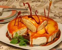 Mini Tortillas, Flan, Mousse, Portuguese Recipes, Sweet Cakes, Diet Tips, Bakery, Deserts, Food And Drink