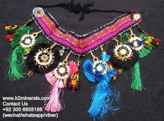 Cinturones gitanos Cinturones boho Cinturones tribales de danza de fusion
