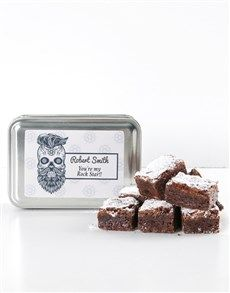 Tasty brownies for any occasion. Netflorist offers a range of scrumptious brownies online. Brownie Tin, Chocolate Chunk Brownies, Sheet Pan, Gifts For Him, Bakery, Tasty, Springform Pan, Boyfriend Gift Ideas, Bakery Business