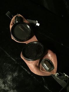 Antique Aura Goggles Steam Punk $119 http://www.gothicroseantiques.com/AntiqueMetaphysicalAuraGoggles2.html