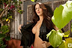 Miranda Nicole Playboy, Backless, Hot, Model, Dresses, Fashion, Vestidos, Moda
