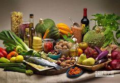 研究:地中海飲食有助「基因年輕」