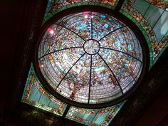 Driehaus Tiffany Dome