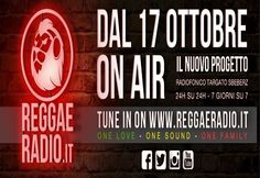 REGGAERADIO.IT: NEW RADIO CHANNEL BY SBEBERZ - RISING TIME - Official Site