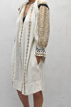 Another amazing boho chic piece. Isabel Marant, Boho Chic, Bohemian Style, Mode Style, Style Me, Boho Fashion, Womens Fashion, Fashion Design, London Fashion