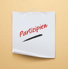 #Quiz der Woche (für Fortgeschrittene): #Partizipien