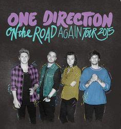 "One Direction revela primeiro poster promocional da ""On The Road Again Tour"" sem Zayn Malik #Grupo, #HarryStyles, #Novo, #OneDirection, #Série http://popzone.tv/one-direction-revela-primeiro-poster-promocional-da-on-the-road-again-tour-sem-zayn-malik/"