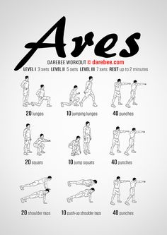 Ares Workout
