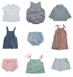 Marie Puce | baby clothing made in France