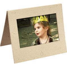 Recycled Cardboard Photo Frame