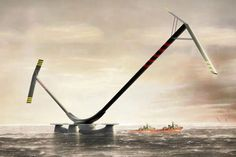 Next Generation Wind Turbines | Present-day wind turbines are designed as horizontal axis wind turbines (HAWT), however there's a possibility that the next gen wind harvesting turbines will be vertical axis wind turbines (VAWT). They spin around their base, making them easier to service, easier to deploy and cheaper to maintain...