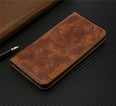 Umi Super case luxury leather cases and covers Umi Max flip case with stand holder back cover original brand shell