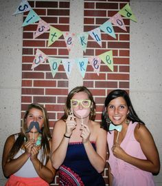 Have a Sisterhood Soiree for your chapter.  Plan a fun night to dress up, eat dinner, and bond with your sisters.