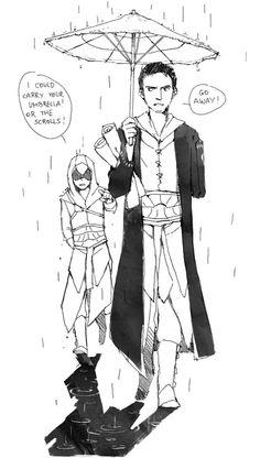 [AC1] Altaïr and Malik