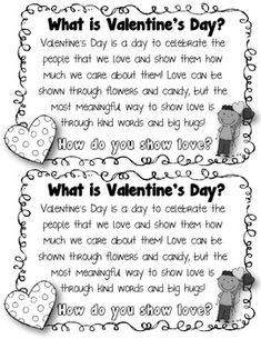 cute Valentine's day activity! Mini book