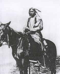 Chief Red Moon, Cheyenne