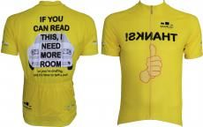 If You Can Read This, I Need More Room Ver. 3.0 Cycling Jersey