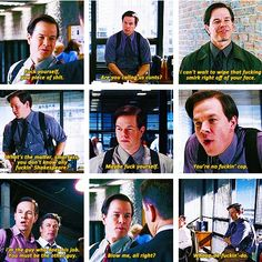 <3 Mark Wahlberg in the Departed <3