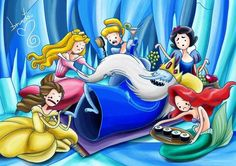 "The Ice King's Dream | 32 Mashups That Prove ""Adventure Time"" Makes Everything Way More Awesome"