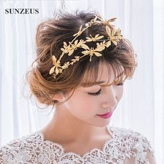 Find More Bridal Hats Information About New Gold Tiaras And Crowns Baroque Wedding Hair Accessories Tiare Mariage SQ055High Quality