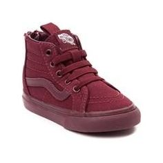 Toddler Vans Sk8 Hi Skate Shoe $44.99
